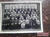 文革时期哈三中一连二排照片