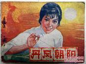 经典题材【连环画《丹凤朝阳》】中国电影美术出版社—1982年1版印▼