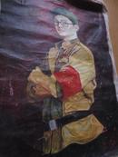 红卫兵 文革油画