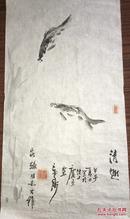 B8  手绘真迹:刘止庸国画作品