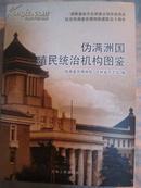 伪满洲国殖民统治机构图鉴 (库存10册)