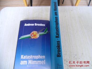 德文原版书  Katastrophen am Himmel