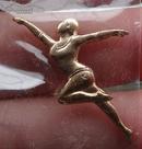 80年代体操徽章