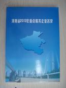 河南省2012年重点服务企业名录