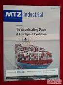 MTZ MOTORTECHNISCHE ZEITSCHRIFT 汽车设计外文杂志 2015/09