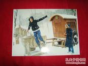 湘湖--雪趣【魅力湘湖·摄影大赛作品原照】附·作者(韩利明)签名