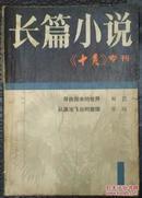 长篇小说(十月)专刊