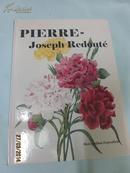 原版全新现货;PIERReE-Joseph Redoute 大师水彩花卉