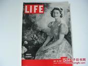 【包邮】1947年美国《生活》杂志 Life magazine July 28 1947