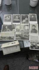 鲁迅1881-1936年12张鲁迅图卡片--带套(缺3和12)