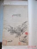 线装4开金镶玉装清代或民国 套色画谱一册 左图右文 13页25面  尺寸50*30厘米