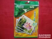 中国邮政自创型明信片----【20枚】(148X100MM  邮资8角)编号连号