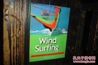 Windsurfing,帆板运动,风帆; 帆板; 滑浪风帆(全新库存书,品相好,平装本,英文原版书)【№71-8】