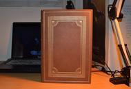 THE COVENANT《契约》詹姆斯·米切纳著,富兰克林1980年真皮精装限量版三面镀金 英文原版 现货包邮