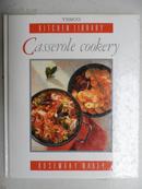 英文原版西餐食谱:CASSEROLE COOKERY (砂锅烹饪)