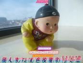 中国传统民间民俗手工艺品-----著名天津泥人张----80年代泥塑作品-----【玩童】----虒人荣誉珍藏