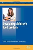 儿童食品开发Developing Children'S Food Products