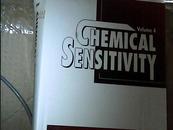 【英文原版】CHEMICAL SENSITIVITY VOLUME 4 药剂敏感性