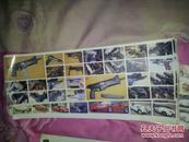 香港幻彩贴纸 不干胶贴画 世界名枪