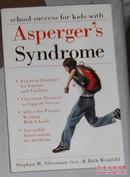 英文原版 School Success for Kids With Aspergers Syndrome