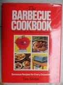 英文原版西餐食谱:THE BARBECUE COOKBOOK(烧烤食谱)