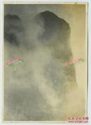 民国扬子江长沙三峡巫峡雾中神女十二峰美景老照片