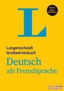 德国原版 德文 德语 朗根沙伊特 德德大词典 Langenscheidt Großwörterbuch Deutsch als Fremdsprache