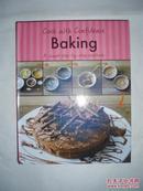 (16开精装外文彩图原版菜谱)cook with confidence Baking A uisual step by step cookbook 烘焙食谱