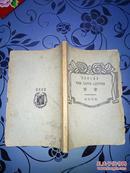 1937年初版【情书】英文