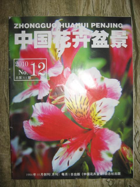 中国花卉盆景.2010.12