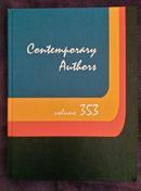 Contemporary authors. Volume 353 当代作家 现货原版外文图书