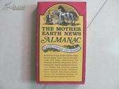 英文原版 the mother earth news almanac