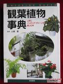 観叶植物事典:上手にインテリア・グリーンを楽しむ本