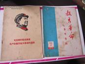 毛主席的阳光照亮无产阶级文化大革命的道路