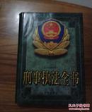 刑事执法全书下卷