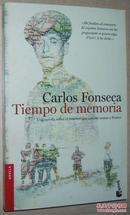 ◆西班牙语原版小说 Tiempo de memoria (Novela y) Carlos Fonseca