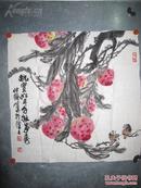 武汉著名老画家刘仲瑜