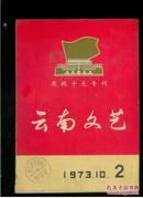 云南文艺1973年第2期(庆祝十大专刊)小插图