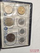 以色列1979年  硬币   套币