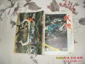 武魂 杂志1983年第1期总第1期创刊号(8品16开64页收录醉八仙歌.罗汉神打.九宫旋转十二法等《北京体育》武术专辑)31364