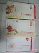 2013年9元信封(小)加4.2元邮票 53套合售