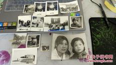 黑白老照片13张合售
