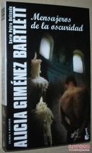 ◆西班牙语原版小说 Mensajeros de la oscuridad (Crimen y Mister