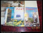 英语世界 1995.8,11,12期,  3本合售