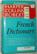 ◇原版书 Collins Robert French-English, English-French Dictionary 精装大开本 法英.英法词典