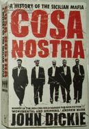 ◇英文原版书 Cosa Nostra (Paperback) John Dickie(内有16页照片)