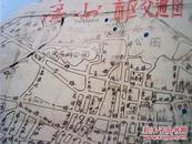 广州市区交通图