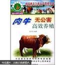 肉牛养殖技术书籍 肉牛无公害高效养殖