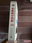 2011  安徽统计年鉴(含光盘)