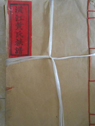 杨松赖氏宗谱(9卷)